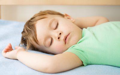 La sieste du matin… oui, mais jusqu'à quel âge ?