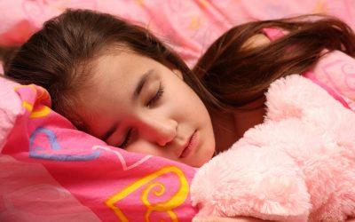 Sept résolutions pour améliorer le sommeil des enfants