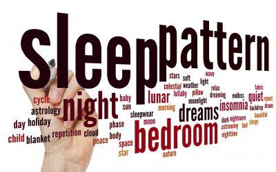 Les cinq types de sommeil