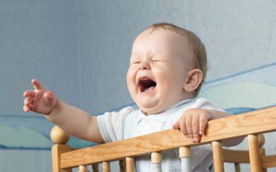 Dormir ailleurs ? Bébé refuse catégoriquement !